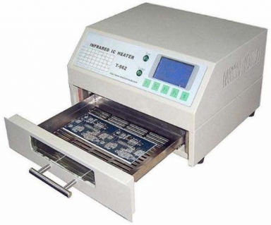 T962 Infrared Reflow Oven