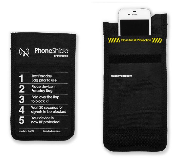Disklabs Phone Shield Bag Ps1