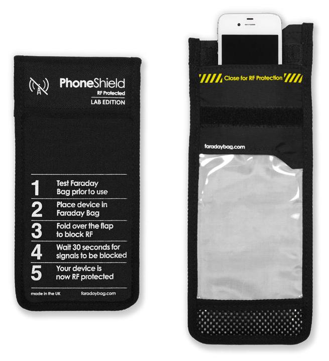 Disklabs Phone Shield Bag Lab Edition Ps2