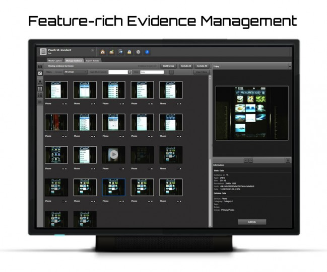 eclipse-evidence-management
