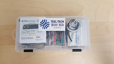 Teel Tech riff kit