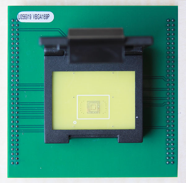 Chip-off-Adapter-VBGA 169P